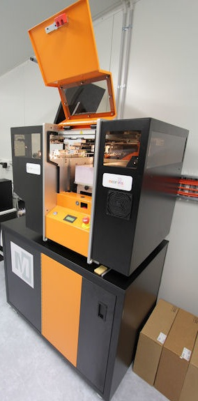 MCOR IRIS full colour paper 3d printer, $25,000, Vancouver, Canada 4