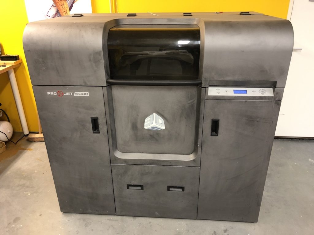 Projet 500 incl Oven & Ultrasound 1
