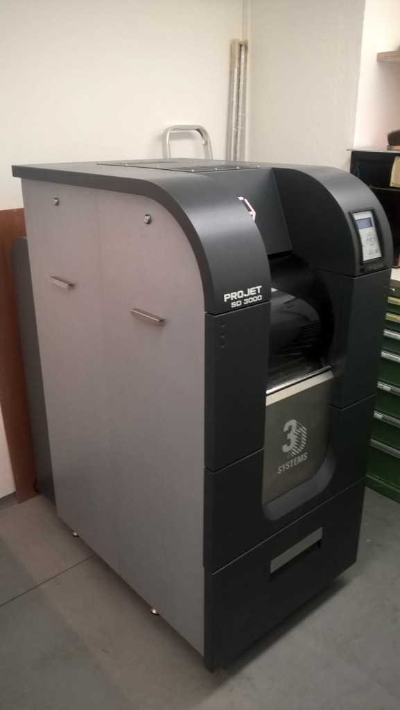 3D Systems ProJet 3000 SD - well serviced, 2012, €14 000, Munich, Germany 1